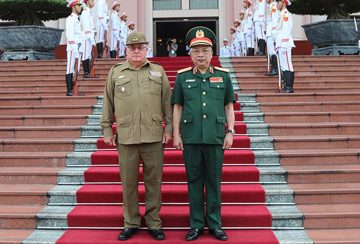 Đối thoại chính sách Quốc phòng Việt Nam-Cuba