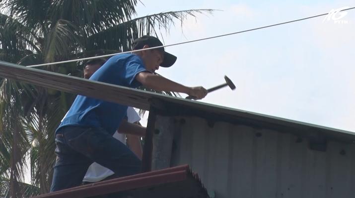 Phú Quốc: người dân tự giác tháo dở nhà ở lấn chiếm rạch Ông Trì
