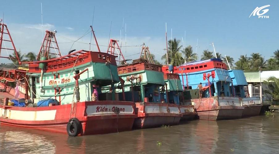 Cần hỗ trợ cho tàu cá Kiên Giang tiếp tục vươn khơi, bám biển