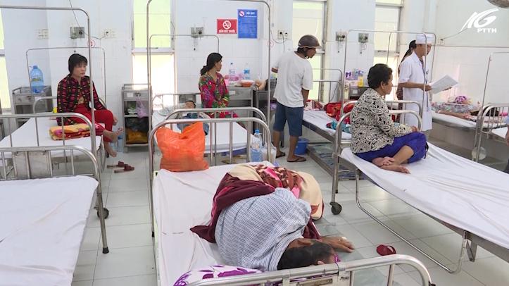 Hà Tiên: Dịch sốt xuất huyết tăng cao
