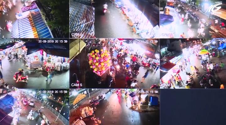 Đảm bảo an ninh trật tự tại lễ hội AHDT Nguyễn Trung Trực