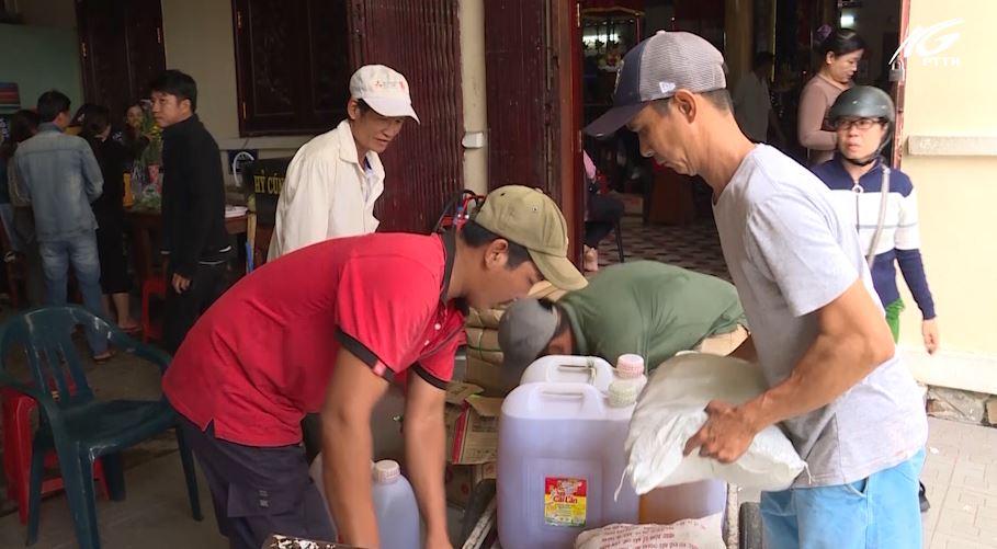 Sự tri ân của nhân dân đối với AHDT Nguyễn Trung Trực