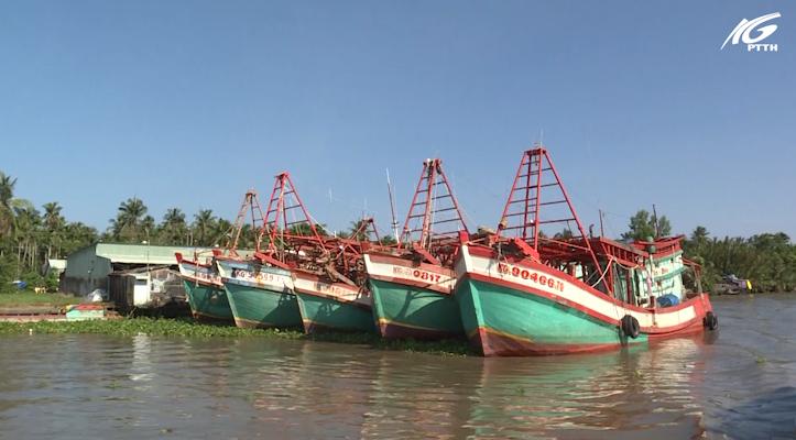 Hơn 1.000 tàu cá chưa lắp đặt thiết bị giám sát hành trình