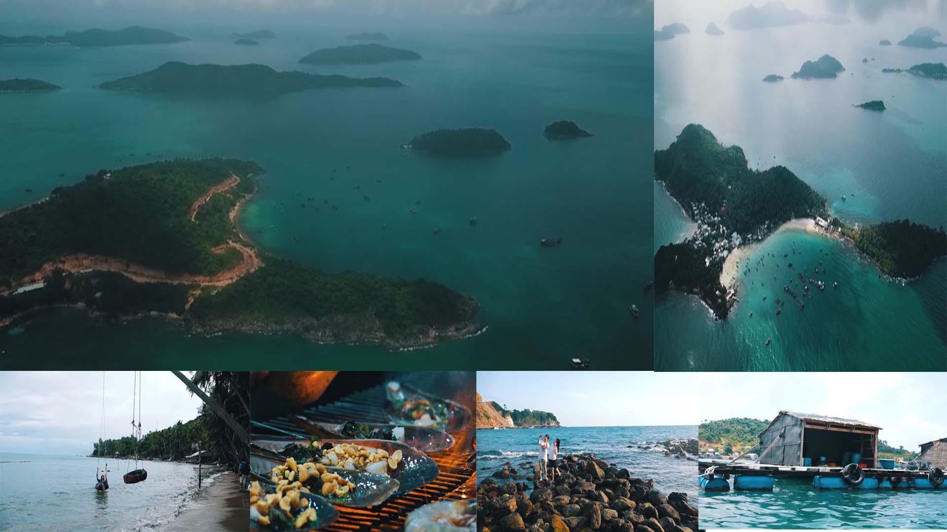 """Kiên Hải: Đánh thức vẻ đẹp của """"Vịnh Hạ Long"""" trên biển Tây"""