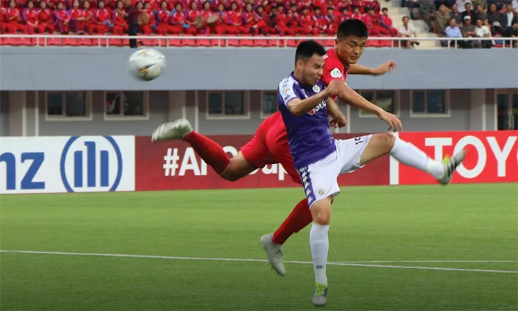 Hà Nội dừng bước tại chung kết liên khu vực AFC Cup