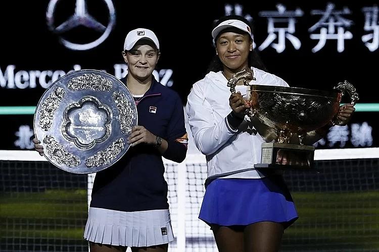Osaka vô địch giải WTA thứ hai liên tiếp
