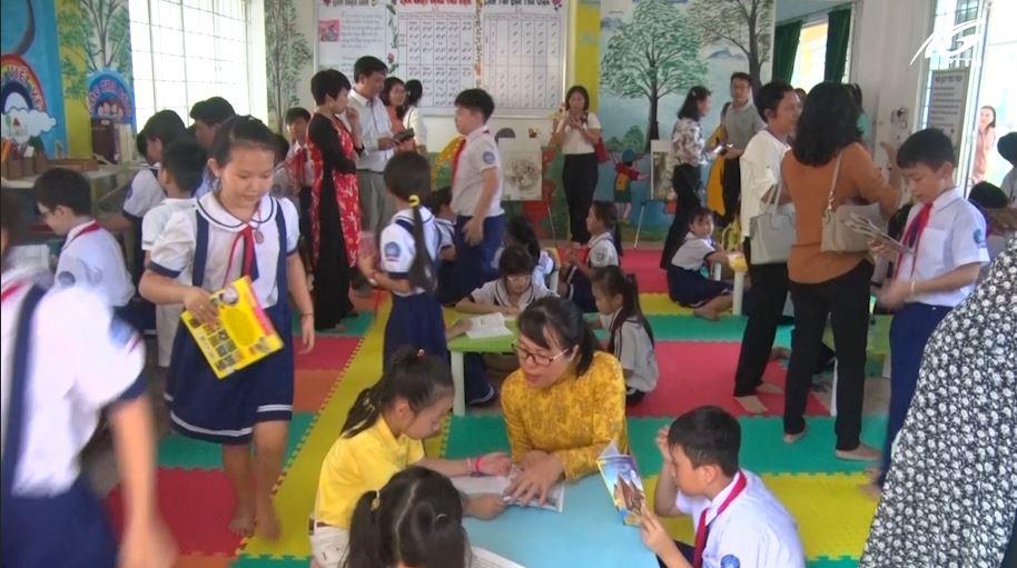 Phú Quốc đưa vào sử dụng thư viện thân thiện trường học