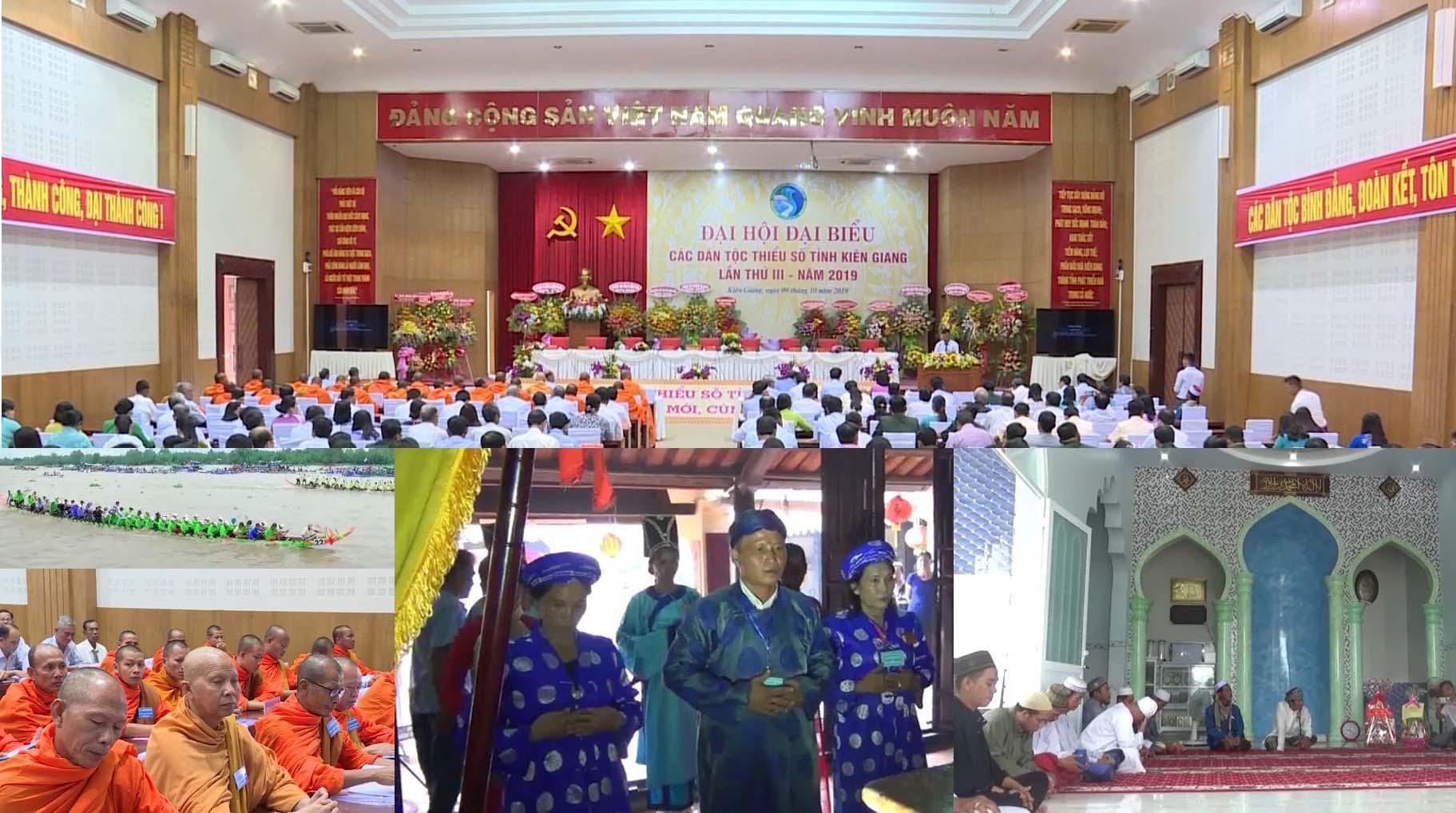 Kiên Giang với công tác dân tộc