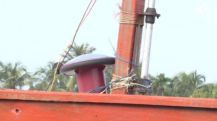 Kiên Giang nâng cao tỷ lệ tàu cá lắp đặt thiết bị giám sát hành trình