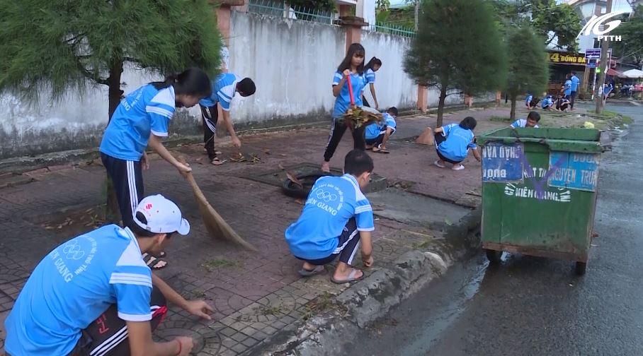 Nâng cao trách nhiệm bảo vệ môi trường trong học sinh