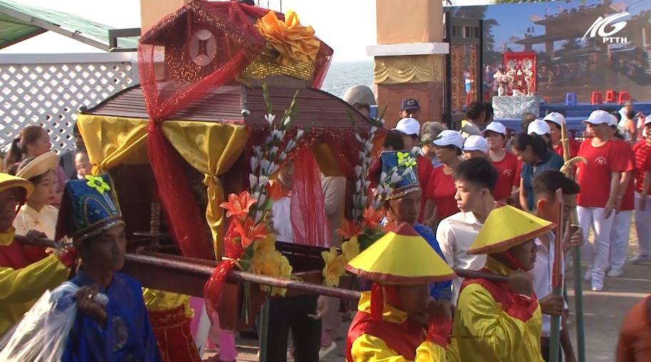Kiên Hải_ Lễ hội Nghinh cần được bảo tồn và phát huy