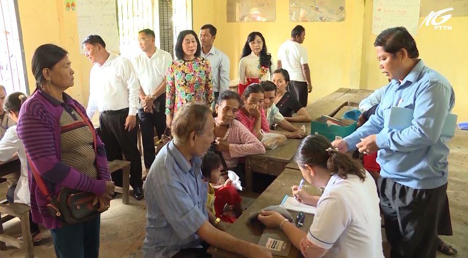 UBMTTQ Việt Nam tỉnh Kiên Giang đẩy mạnh công tác đối ngoại nhân dân