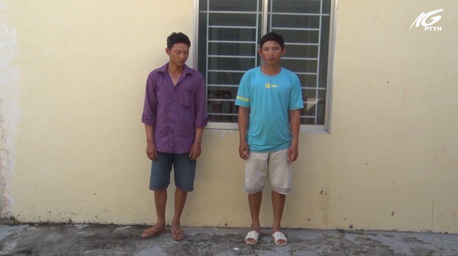 H. An Minh: Đề nghị truy tố băng nhóm trộm xe máy đem bán phế liệu