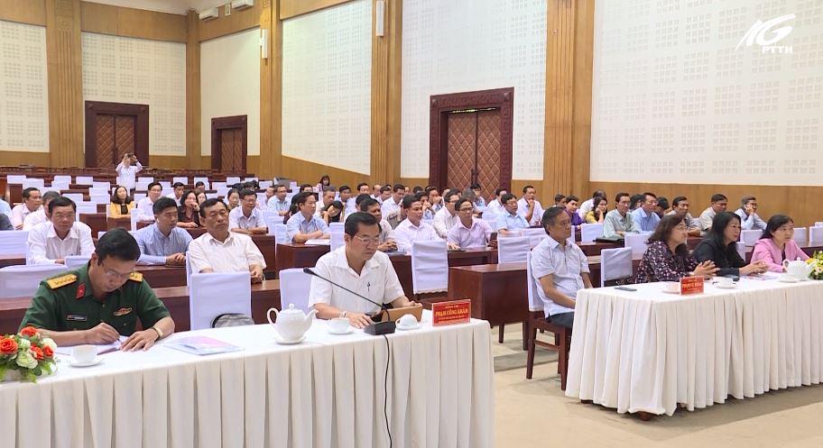 Hội thảo khoa học cấp quốc gia