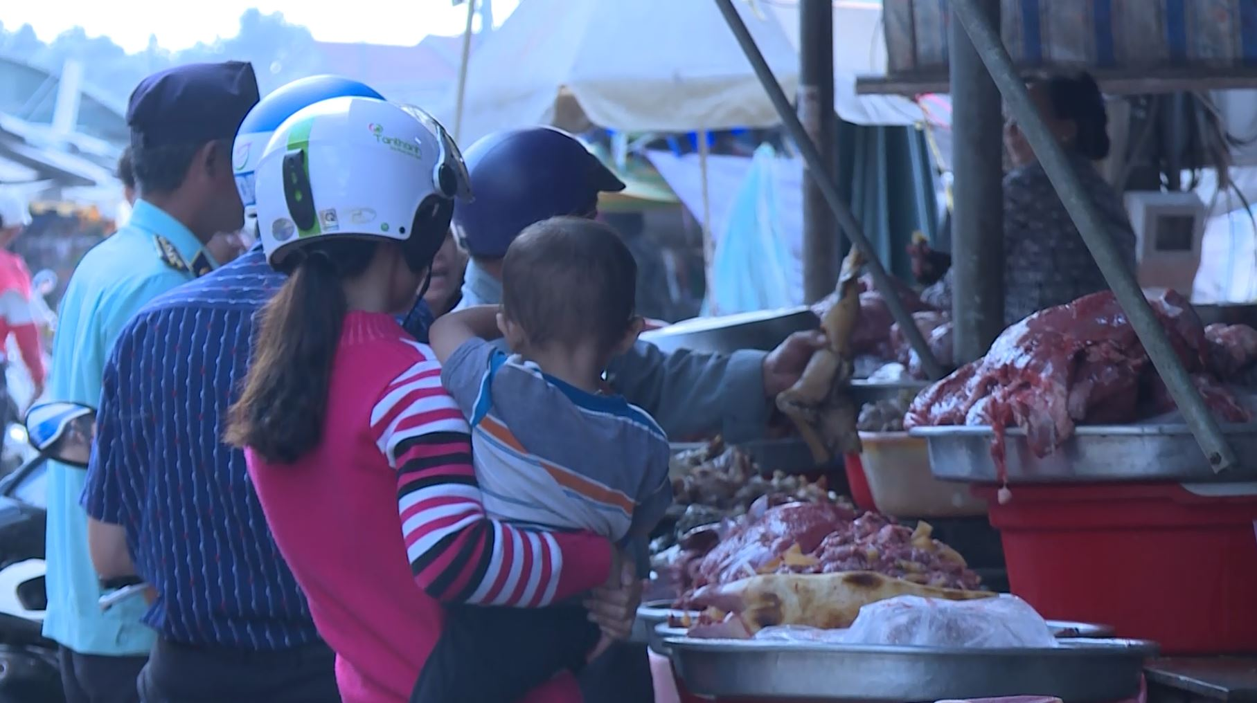 Vệ sinh an toàn thực phẩm ngày Tết - Những điều cần lưu ý