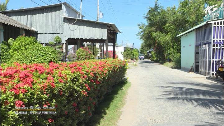 Ranh Hạt - Nét xuân Vĩnh Thuận