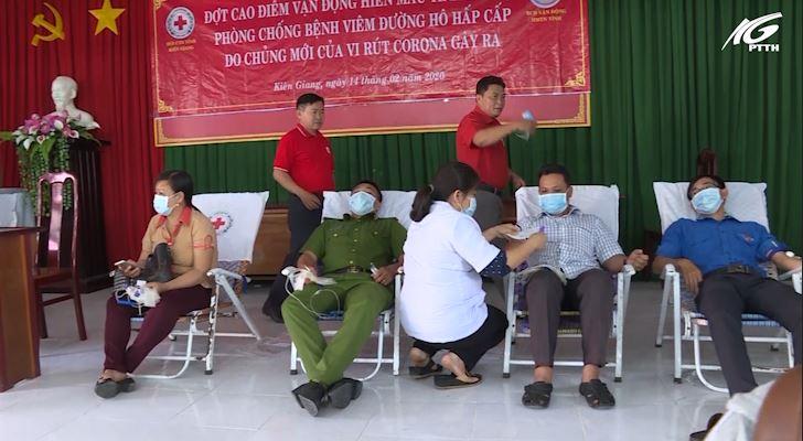 Kiên Giang tích cực kêu gọi hiến máu cứu người