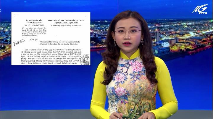 Kiên Giang: Học sinh, sinh viên các cấp được nghỉ học từ ngày 23/03/2020