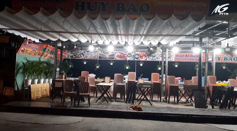 Chợ đêm Phú Quốc tạm dừng hoạt động