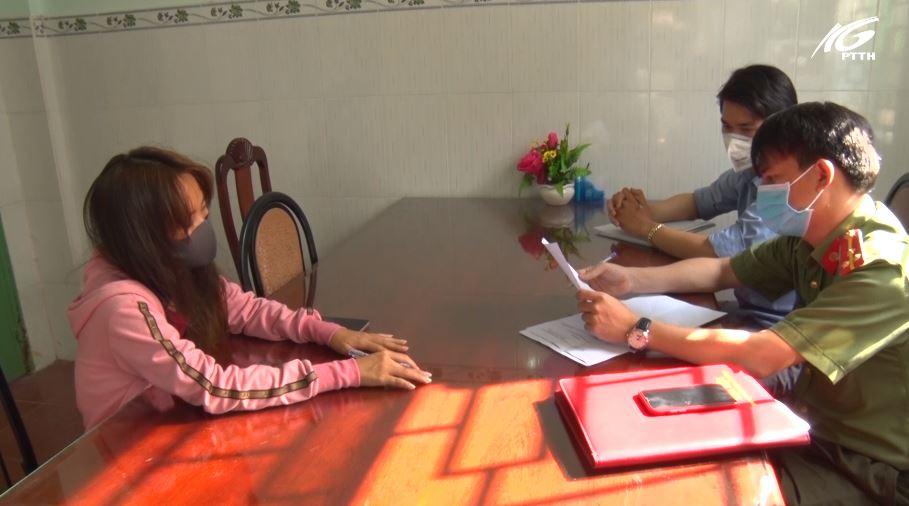 Huyện Kiên Lương: Tung tin