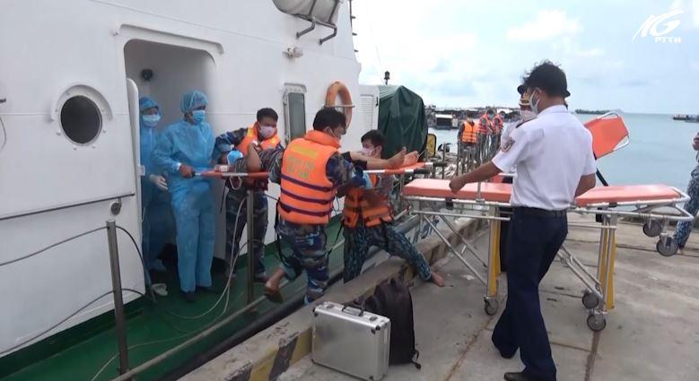 Nguy hiểm từ hầm lạnh tàu đánh cá