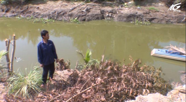 Nông dân vùng đệm U Minh Thượng khốn đốn vì hạn hán