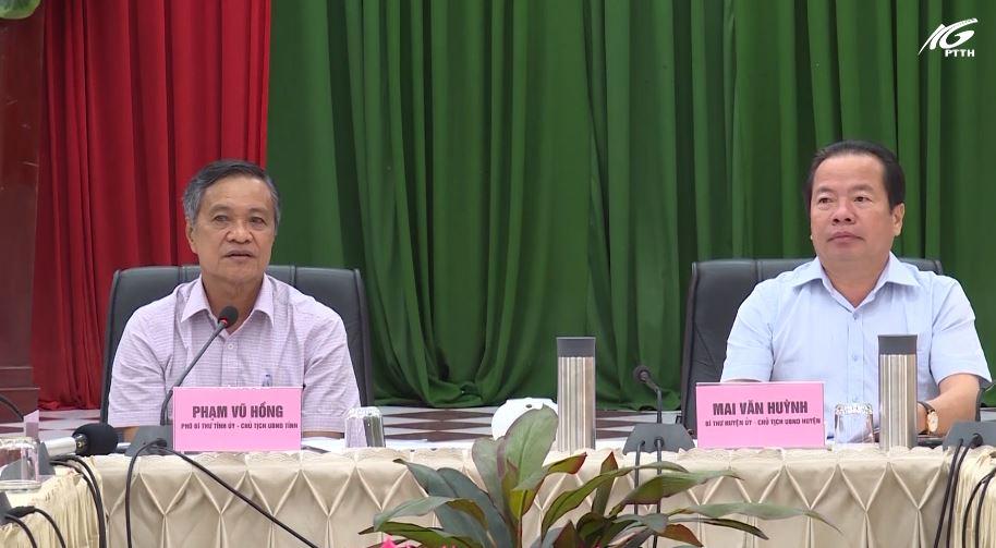 Phú Quốc: Tháo gỡ khó khăn cho doanh nghiệp