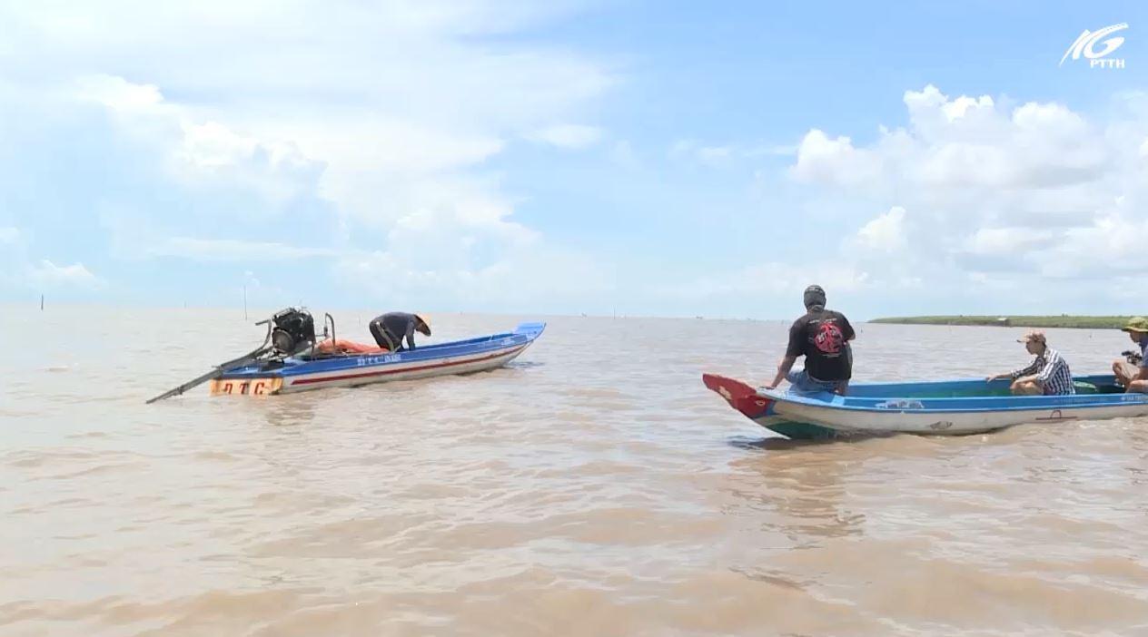 Huyện An Minh: Xã Thuận Hòa không đủ sức chống