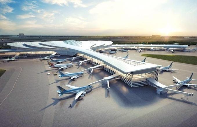 Sân bay Long Thành dự kiến khởi công quý II/2021