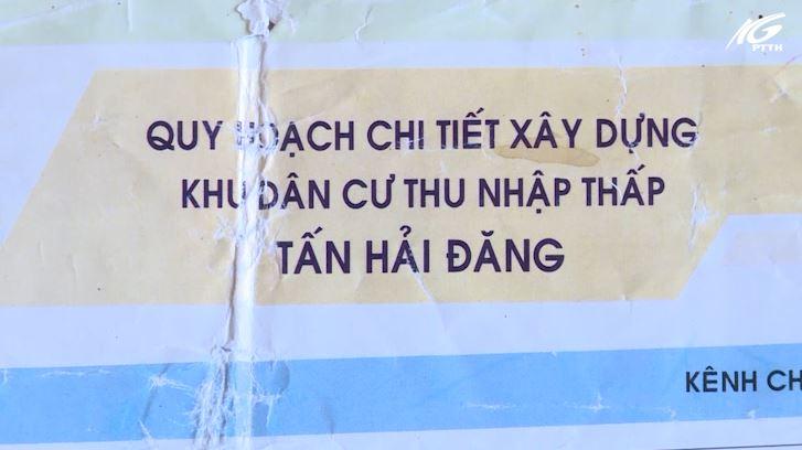 Vụ khu dân cư Tấn Hải Đăng: Tại sao đất của Nguyễn Đông Hải không được kê biên mà lại chuyển nhượng cho người khác