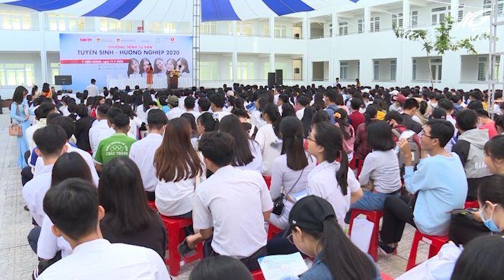Chương trình tư vấn tuyển sinh - hướng nghiệp năm 2020