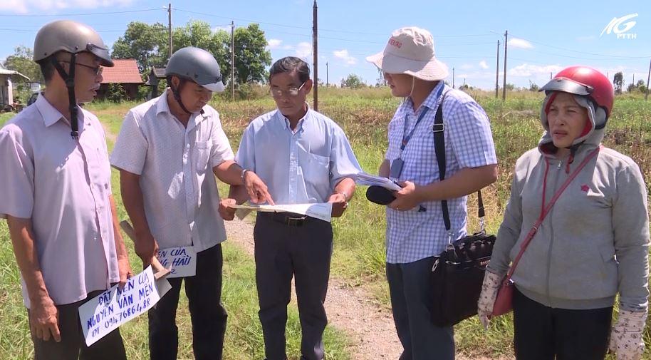 Vụ khu dân cư Tấn Hải Đăng: Sẽ bán đấu giá 2 thửa đất của Nguyễn Đông Hải để thi hành án