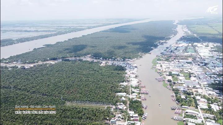 Châu Thành vùng đất bên sông