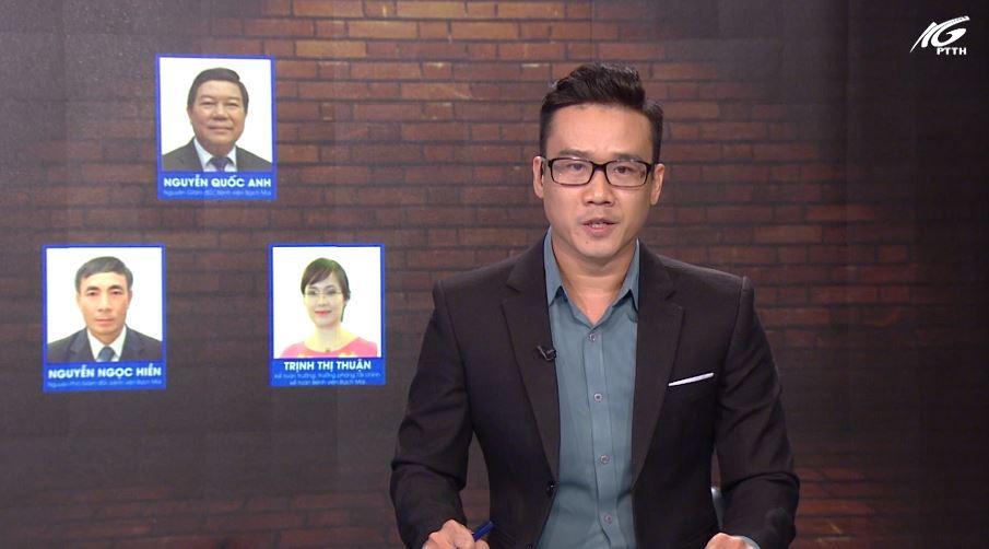 Khởi tố nguyên giám đốc bệnh viện Bạch Mai