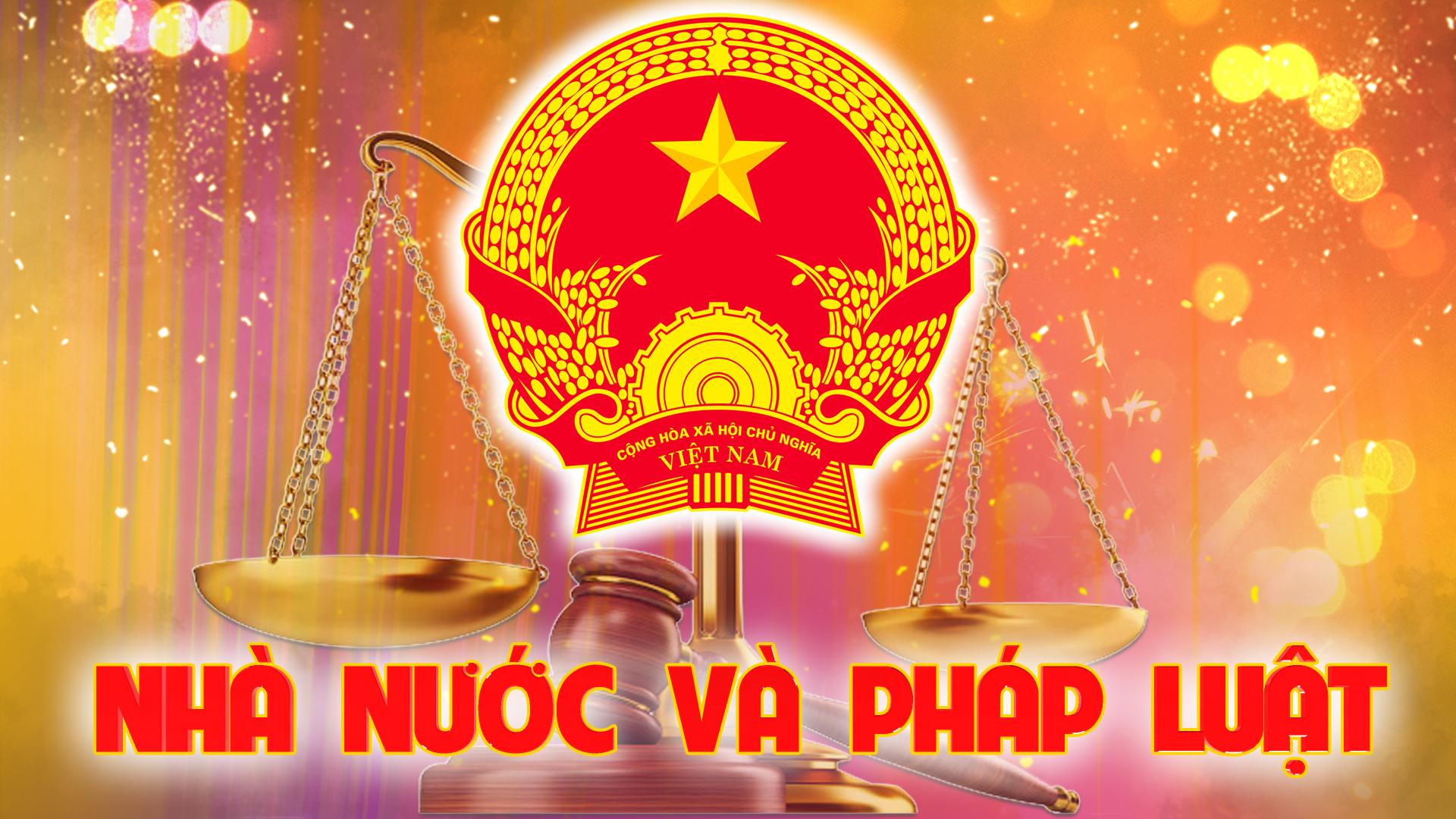 Nhà nước và pháp luật ( số 1)