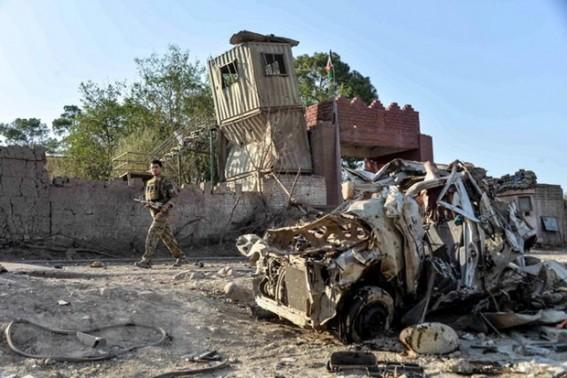 Đánh bom gây thương vong lớn ở Afghanistan