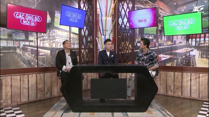21h thứ 4 kênh KG: Các ông bố nói gì (Tháng 1/2021)
