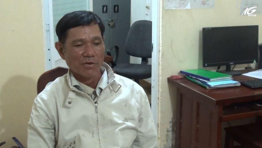 Kiên Giang : Cha dượng dùng dao đâm vợ và con riêng