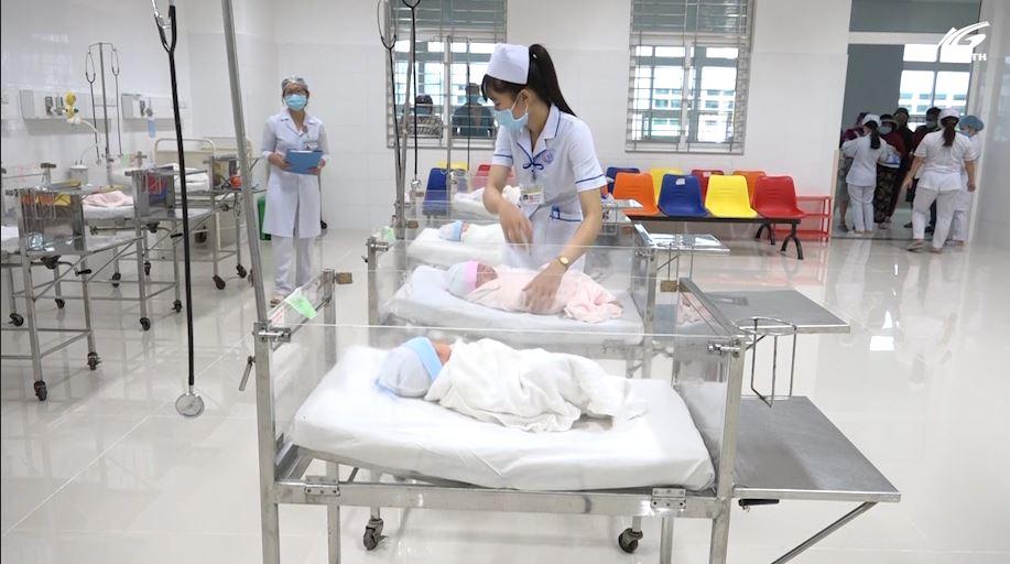 Đảm bảo di dời bệnh nhân từ khoa nhi về bệnh viện Sản - Nhi an toàn