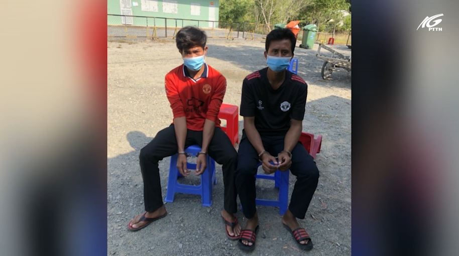 Bắt tạm giam 2 bị can người Campuchia tổ chức xuất cảnh trái phép qua biên giới
