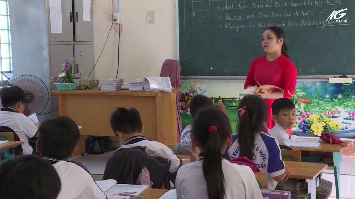 Tết của giáo viên nơi hải đảo