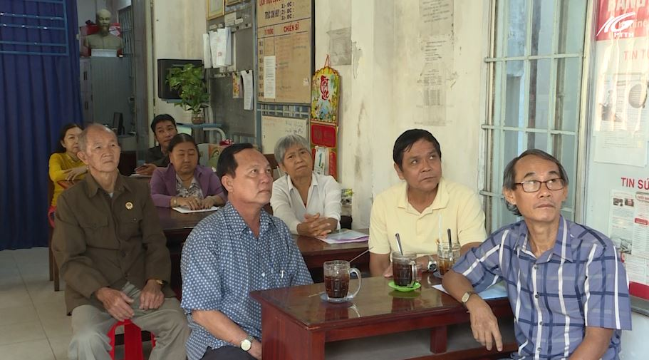 Nhân dân Kiên Giang vui mừng về thành công của Đại hội Đại biểu toàn quốc lần thứ XIII của Đảng
