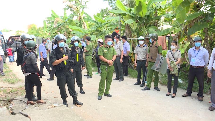 Huyện Phú Quốc: Cưỡng chế thi hành án