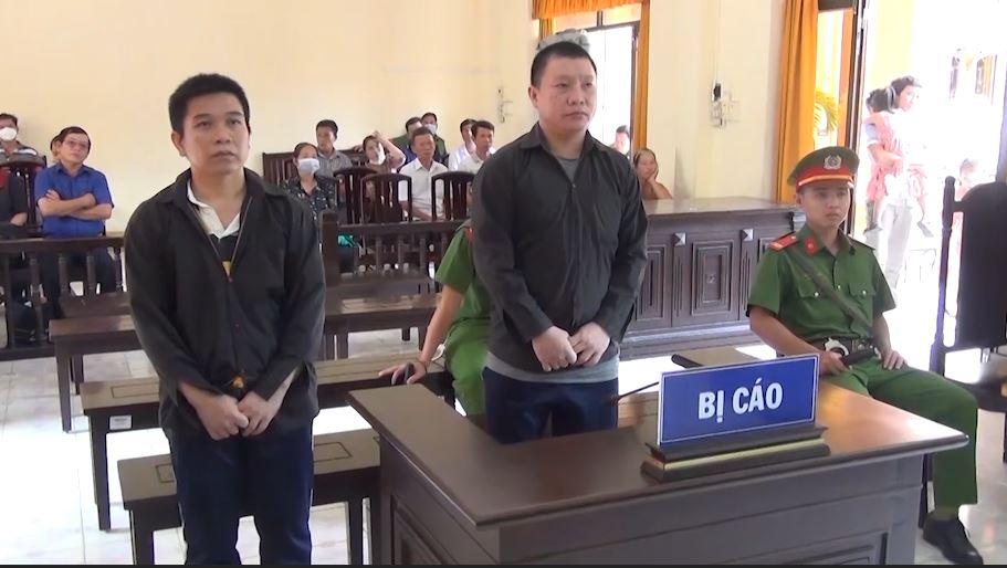 Trộm dây cáp điện của công ty 02 công nhân lãnh án 08 năm tù